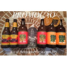 Pack promocional Barco